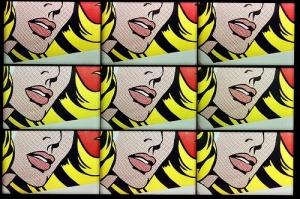 Roy Lichtenstein Example