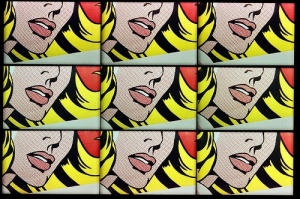 Roy Lichtenstein Example