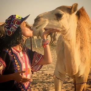 My Camel Baby.