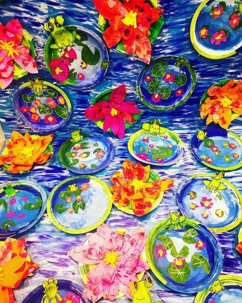 Monet Grade 1 & 2