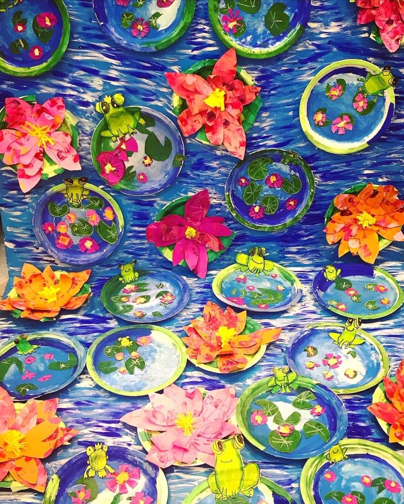 Monet Display
